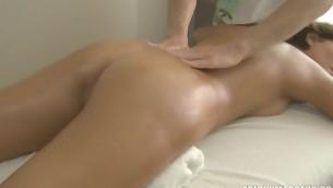 Team a few girlhood enjoy private massage time