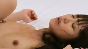 Two kinky dudes are agreeable sex craves of one sexy chick